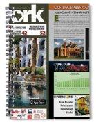 Network Magazine Feature Spiral Notebook