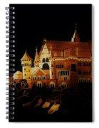 Neuschwanstein Castle_4 Spiral Notebook