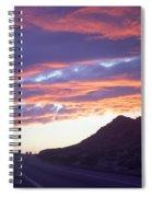 Nevada Skies Spiral Notebook
