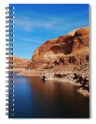 Never Ending Waterways Spiral Notebook