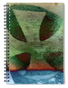 Never My Cross Spiral Notebook