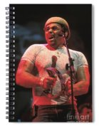 Neville Brothers Spiral Notebook