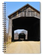 Nevins Covered Bridge Spiral Notebook