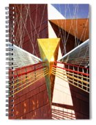 New Age Performing Arts Center Spiral Notebook