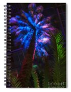 New Age Tropical Palm Spiral Notebook