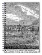 New Bedford, 1839 Spiral Notebook