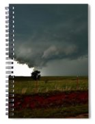 New Cordell Supercell Spiral Notebook