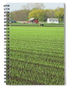 New Crop Spiral Notebook