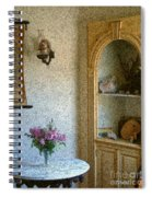 New England Florentine Spiral Notebook