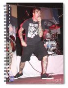 New Found Glory Spiral Notebook