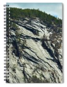 New Hampshire Ledge Spiral Notebook