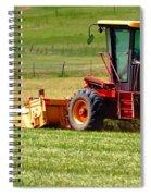 New Holland 15544 Spiral Notebook