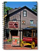 New Hope Crossing Spiral Notebook
