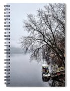 New Hope Ferry Spiral Notebook