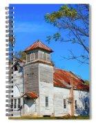 New Hope Mb Church Estill Ms Spiral Notebook