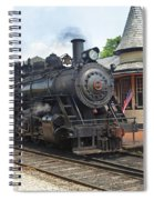New Hope Station Spiral Notebook