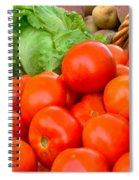 New Jersey Farm Market Goodness Spiral Notebook