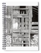 Will Build To Suit New Mexico Doors Spiral Notebook