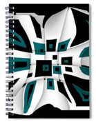 New Mexico Spiral Notebook