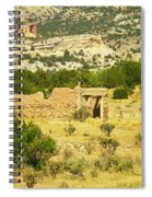 New Mexico Ruins Spiral Notebook