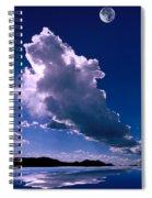 New Mexico Sky Spiral Notebook