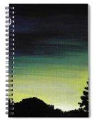 New Moon Spiral Notebook