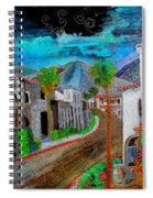New Old Town La Quinta Spiral Notebook