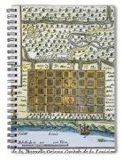 New Orleans, 1718-20 Spiral Notebook