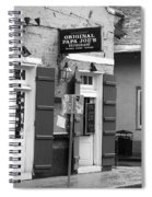New Orleans - Bourbon Street 15 Spiral Notebook