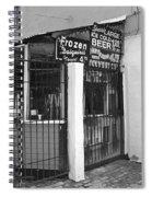 New Orleans - Bourbon Street 21 Spiral Notebook