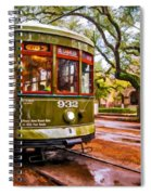 New Orleans Classique Oil Spiral Notebook