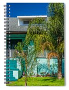 New Orleans Home 7 Spiral Notebook