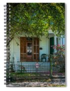 New Orleans Home 8 Spiral Notebook