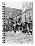 New Orleans Hotel, C1900 Spiral Notebook