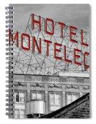 New Orleans - Hotel Monteleone Spiral Notebook