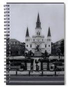New Orleans La Spiral Notebook