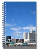 New Orleans Louisiana Spiral Notebook