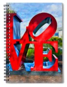 New Orleans Love 2 Spiral Notebook