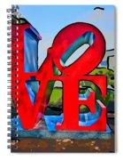 New Orleans Love 3 Spiral Notebook