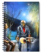 New Orleans Nights 02 Spiral Notebook