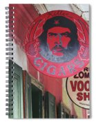 New Orleans Shops Spiral Notebook