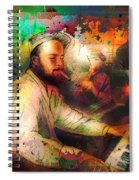 New Orleans Spotted Cat 05 Madness Spiral Notebook