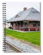 New Oxford Depot 2558 Spiral Notebook