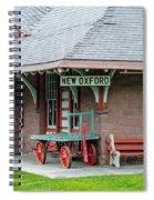 New Oxford Depot 2559 Spiral Notebook