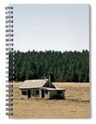 New Photographic Art Print For Sale Americana Arizona Shack Spiral Notebook