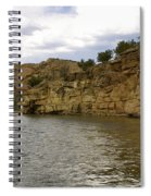 New Photographic Art Print For Sale Banks Of The Rio Grande New Mexico Spiral Notebook