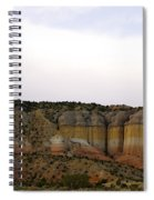 New Photographic Art Print For Sale Breaking Bad Country New Mexico Spiral Notebook