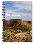 Ghost Ranch Landscape New Mexico 12 Spiral Notebook