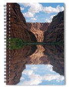 New Photographic Art Print For Sale Grand Canyon 16 Spiral Notebook