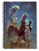 New Pillars Of Creation Hd Tall Spiral Notebook